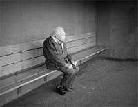 Lonely Old Man