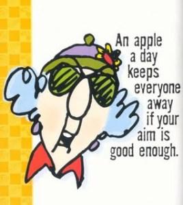 An_Apple_A_Day_-_Maxine