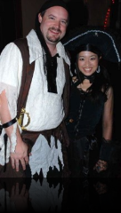 Nate and Yoko pirates