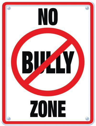 Poster_No_Bully_Zone