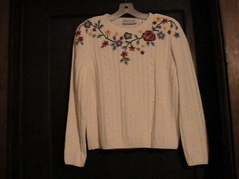 sue's sweater